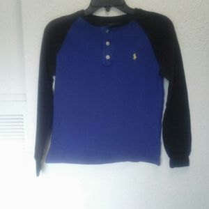 Polo Ralph Lauren Boy's Thermal Shirt